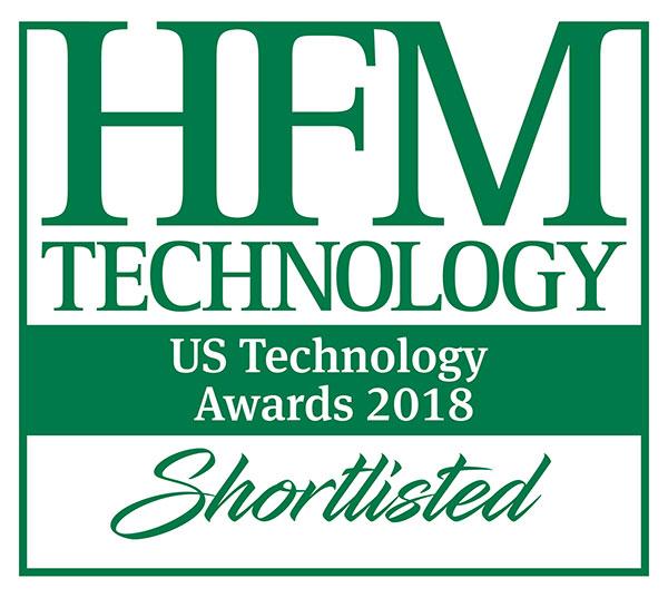 SIEPE, LLC Receives Several Nominations at the HFM US Technology Awards 2018