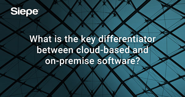On-premise Vs. Cloud IT Infrastructure: The Key Differences