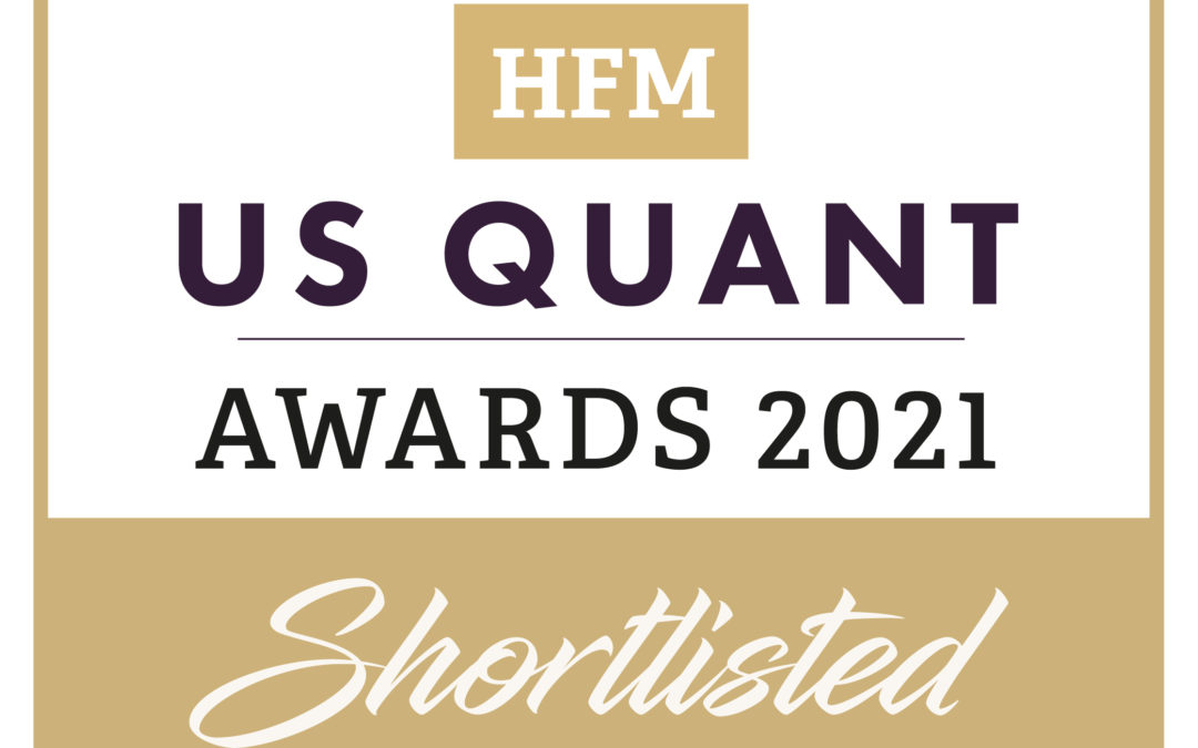 Siepe Shortlisted in Four Categories in the HFM US Quant Services Awards 2021