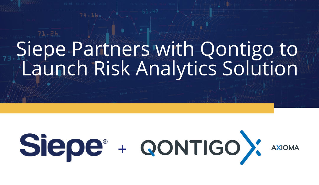 Siepe Partners with Qontigo to Launch Risk Analytics Solution